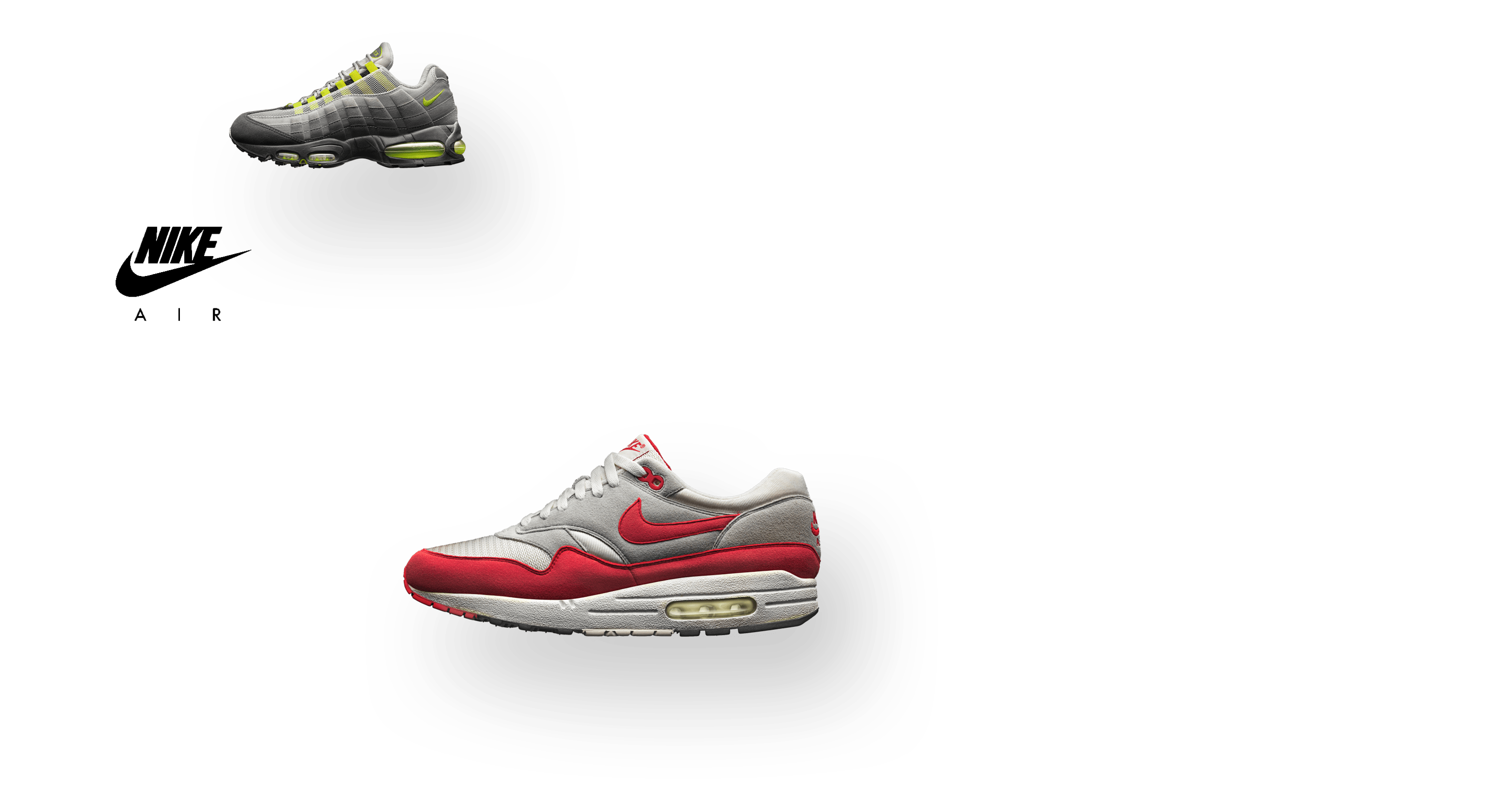nike sneaker sales distribution by country