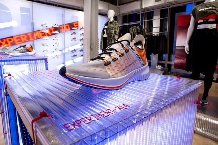Disminución Peaje Sherlock Holmes  Nike World Headquarters